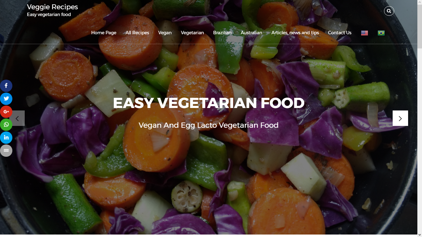 Veggie Easy Recipes